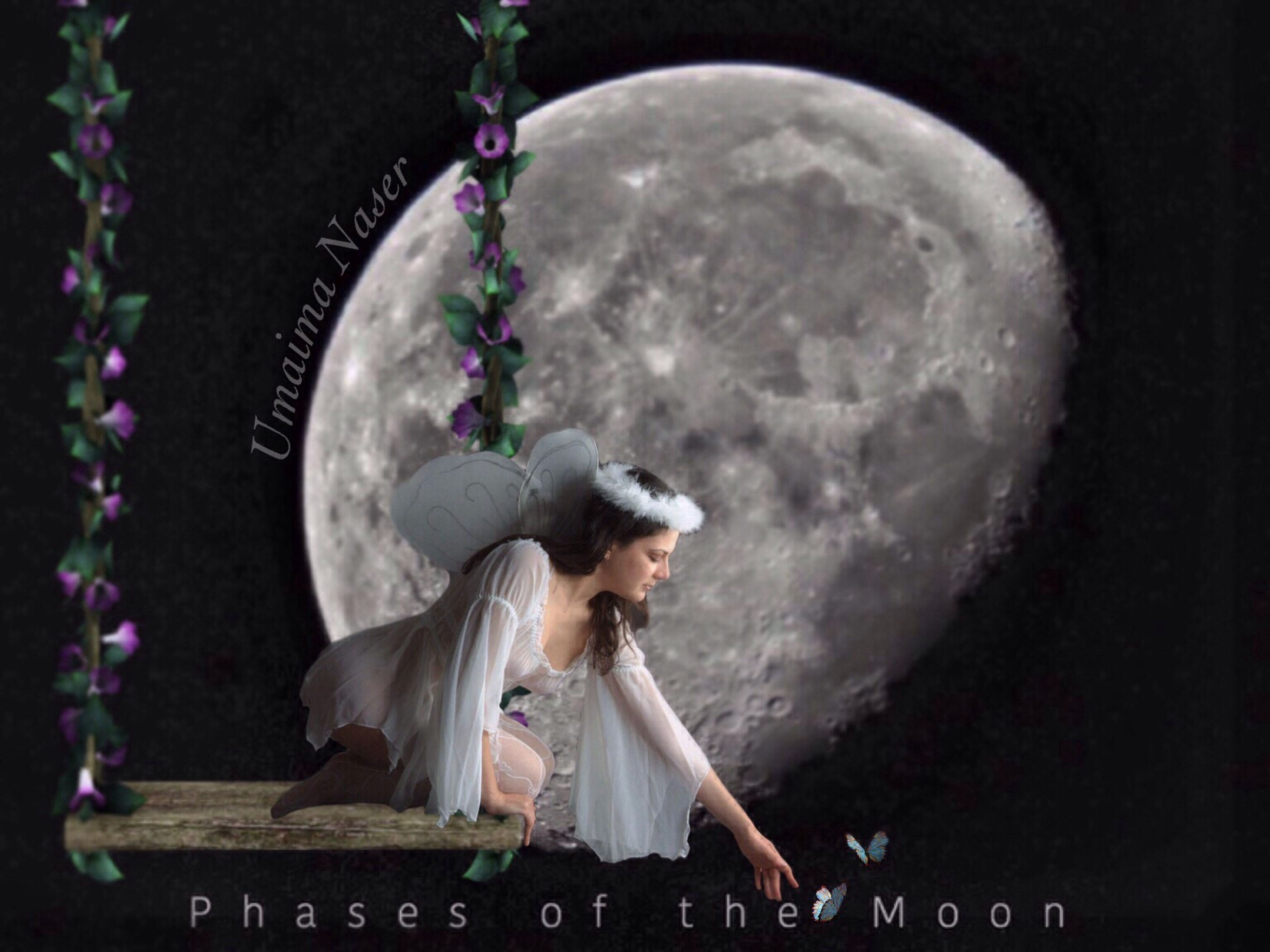 fantasy, moon, space, people, indoors, young adult, adults only, adult