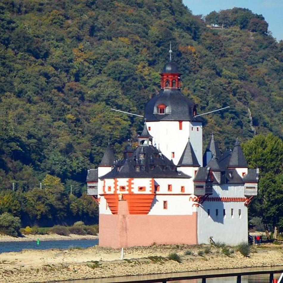 Burg Pfalzgrafenstein 🏰 Burg Pfalzgrafenstein Kaub Rhein Rheinlandpfalz Germany Deutschland Europe
