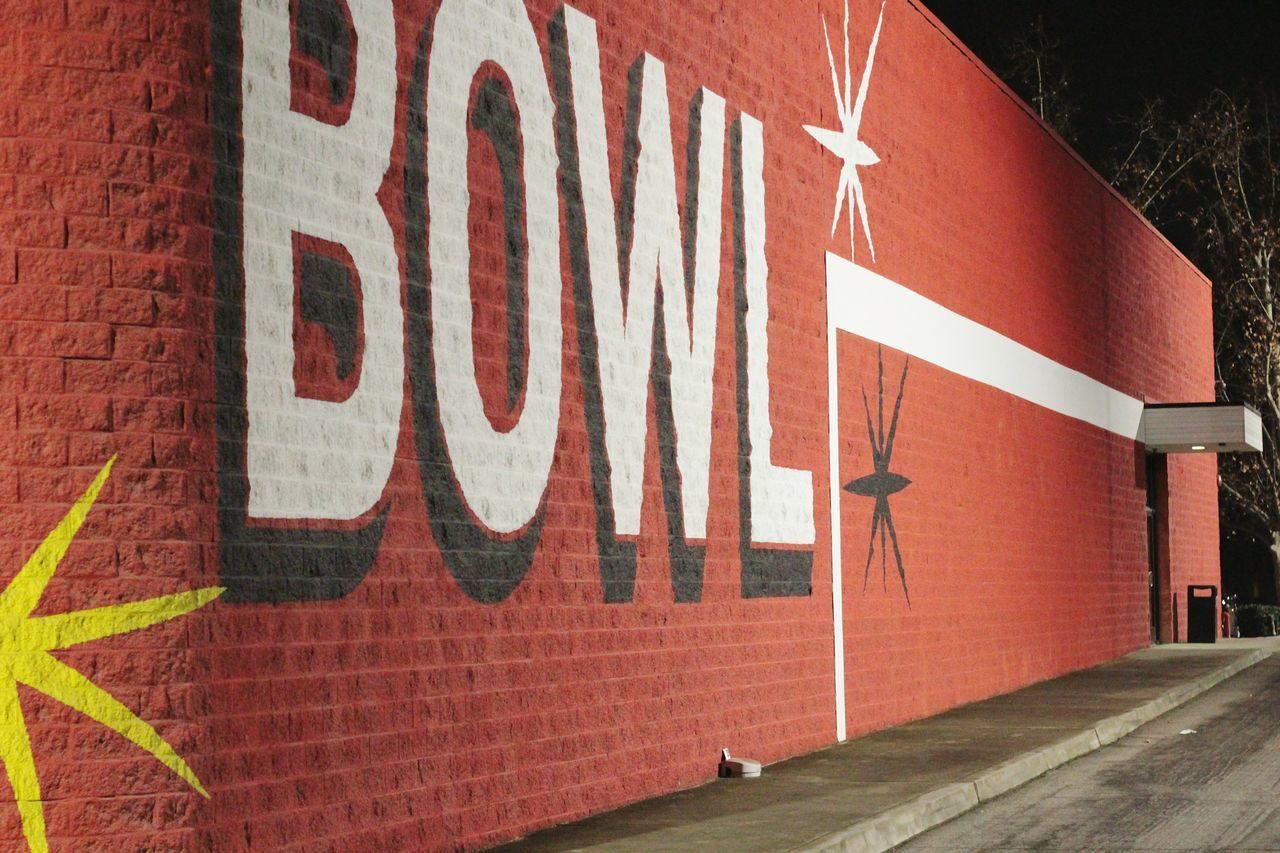 Bowl Bowling Alley Streetart StreetArtEverywhere