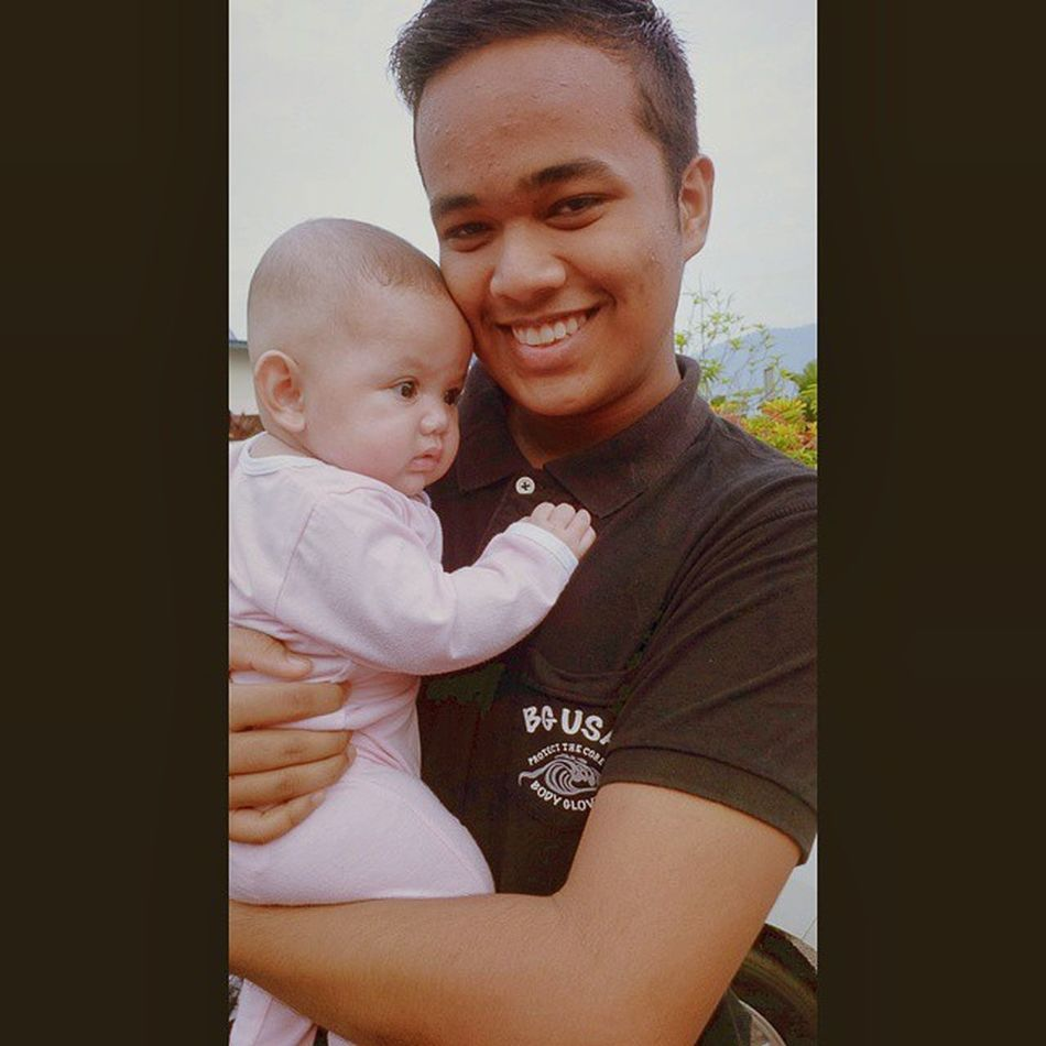 I might be the greatest father and mom in the same time one day in shaa Allah. I love you Airis.