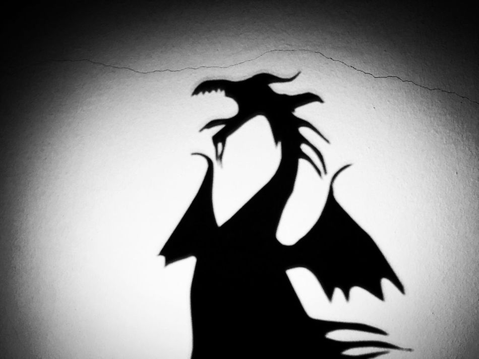 Dragon Dragons Mother Of Dragons Game Of Thrones Puppet Show Shadowplay Shadow Shadows & Lights