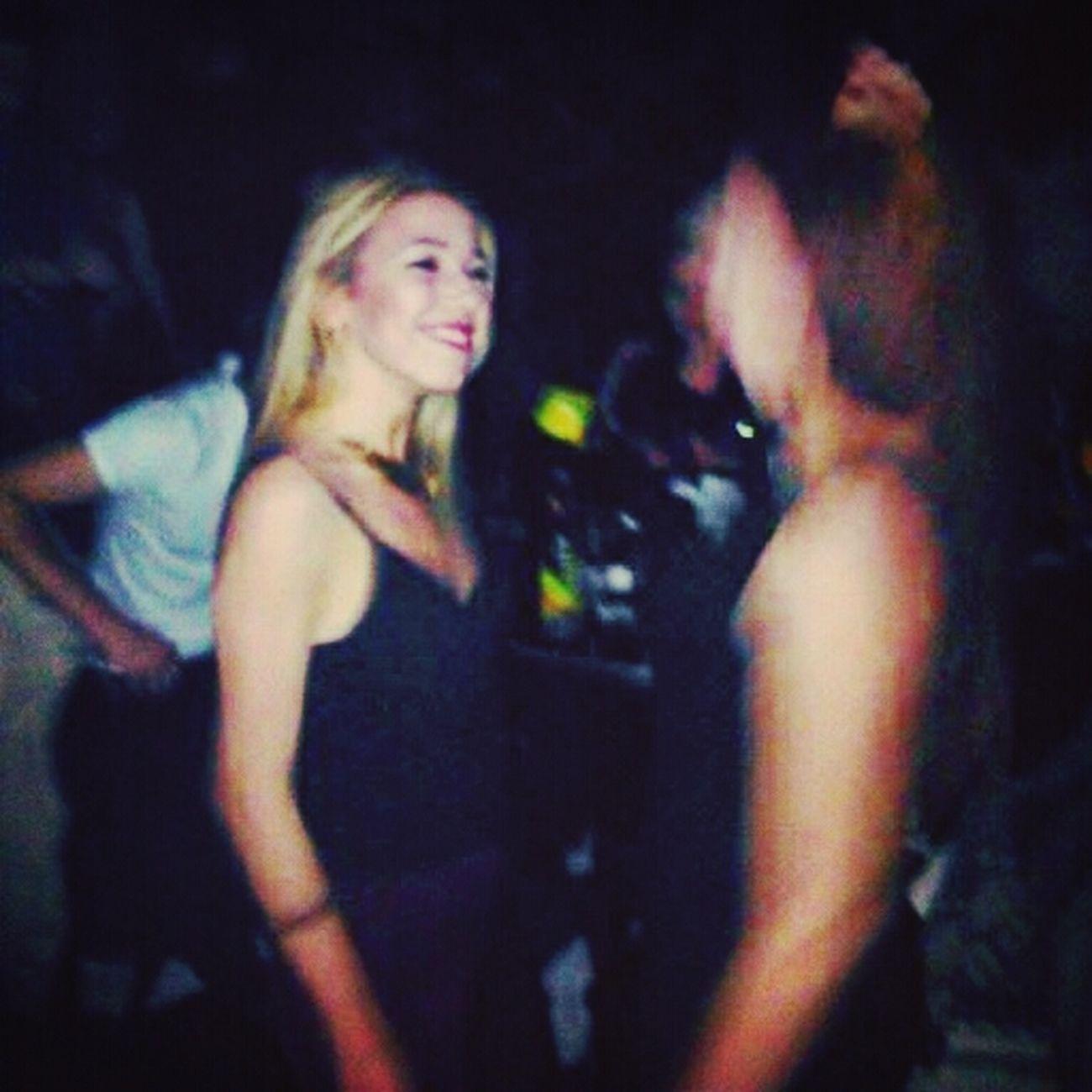Partying Fun Night Out Dancing