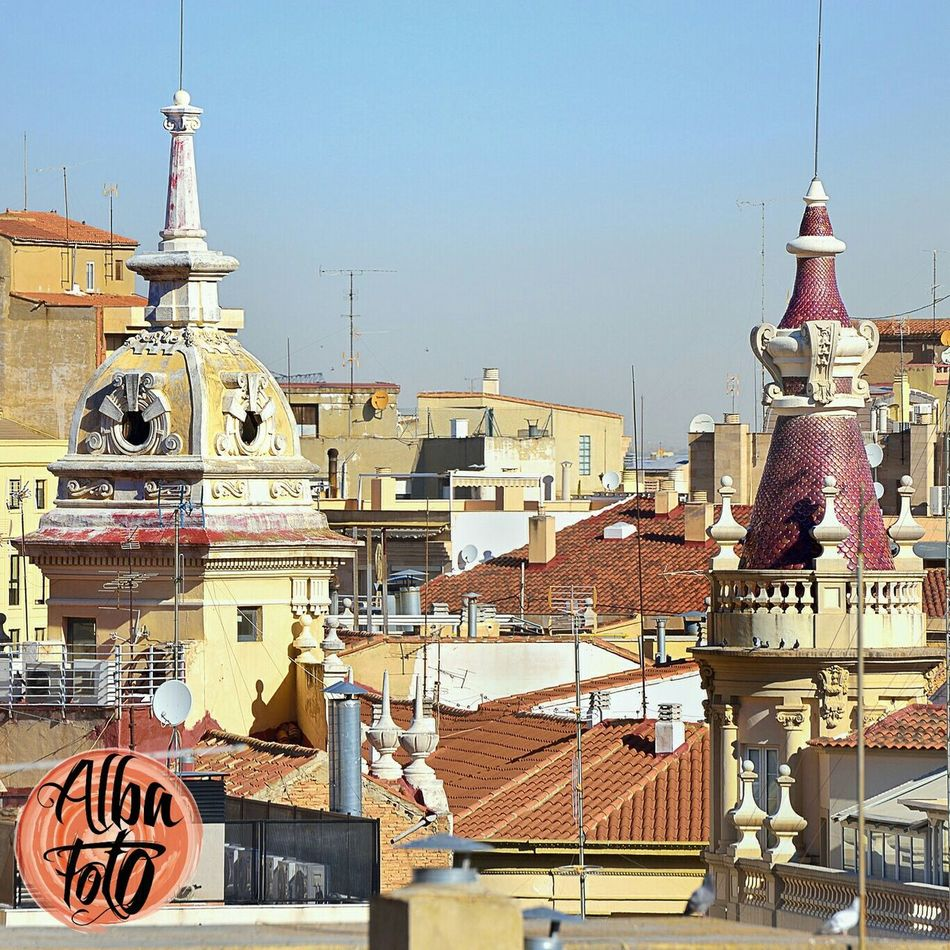 Desde otro lugar Albafoto Albacete tejados