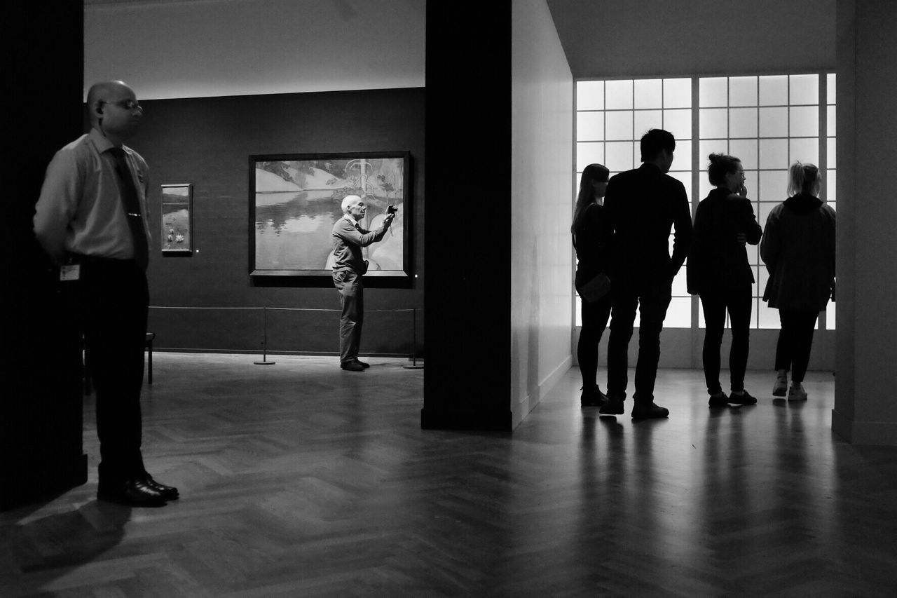 Indoors  Artwatchers Copenhagen Monochrome Black And White Bw_collection