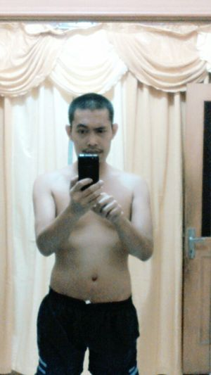 Shirtless That's Me