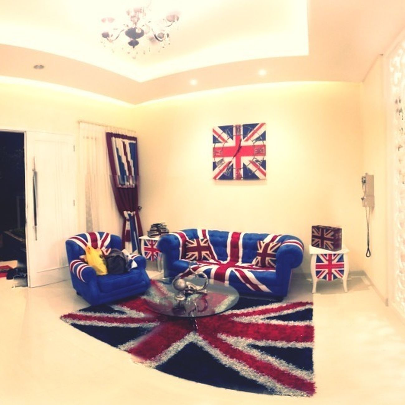 Union Jack Jheffryswid Design