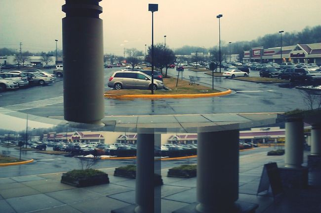 Rainy Day At Work :/