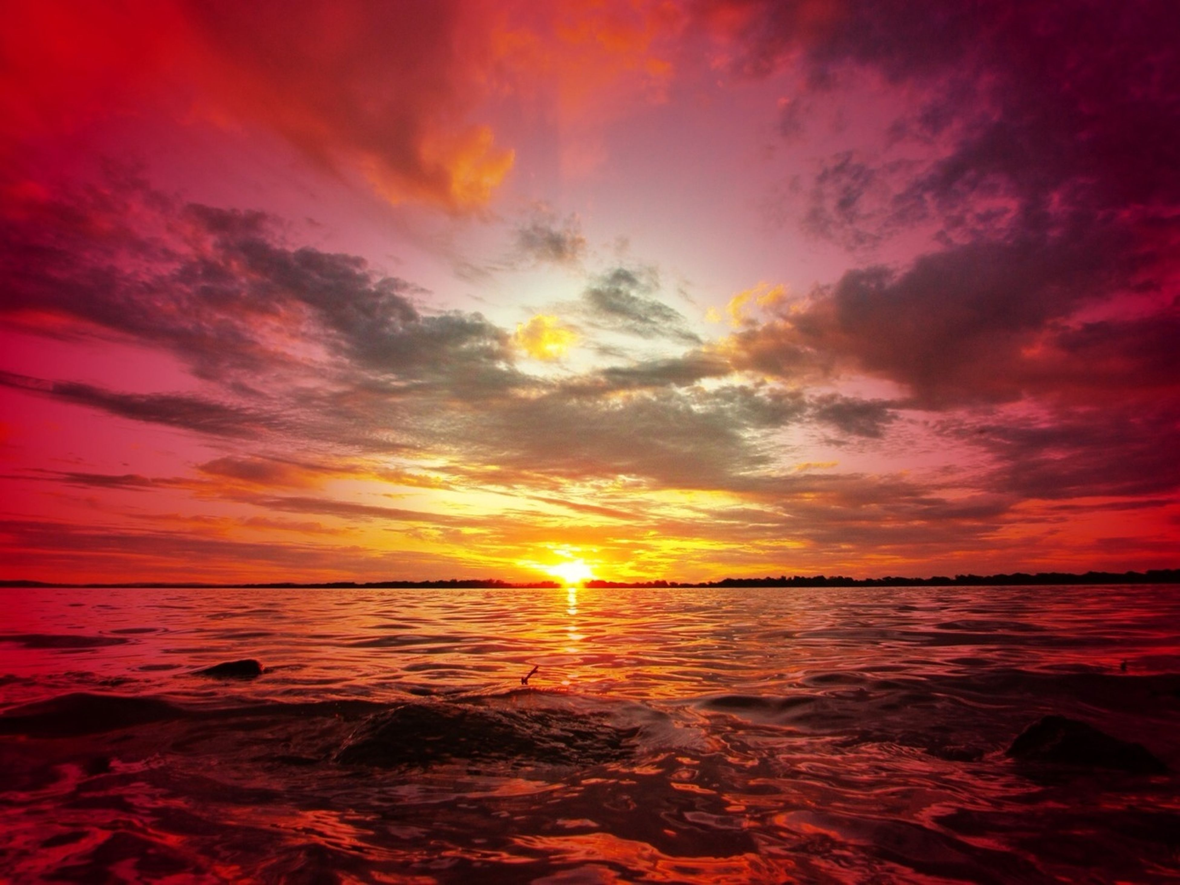 sunset, water, sea, scenics, horizon over water, tranquil scene, beauty in nature, sky, tranquility, orange color, idyllic, cloud - sky, beach, nature, reflection, sun, shore, dramatic sky, waterfront, cloudy