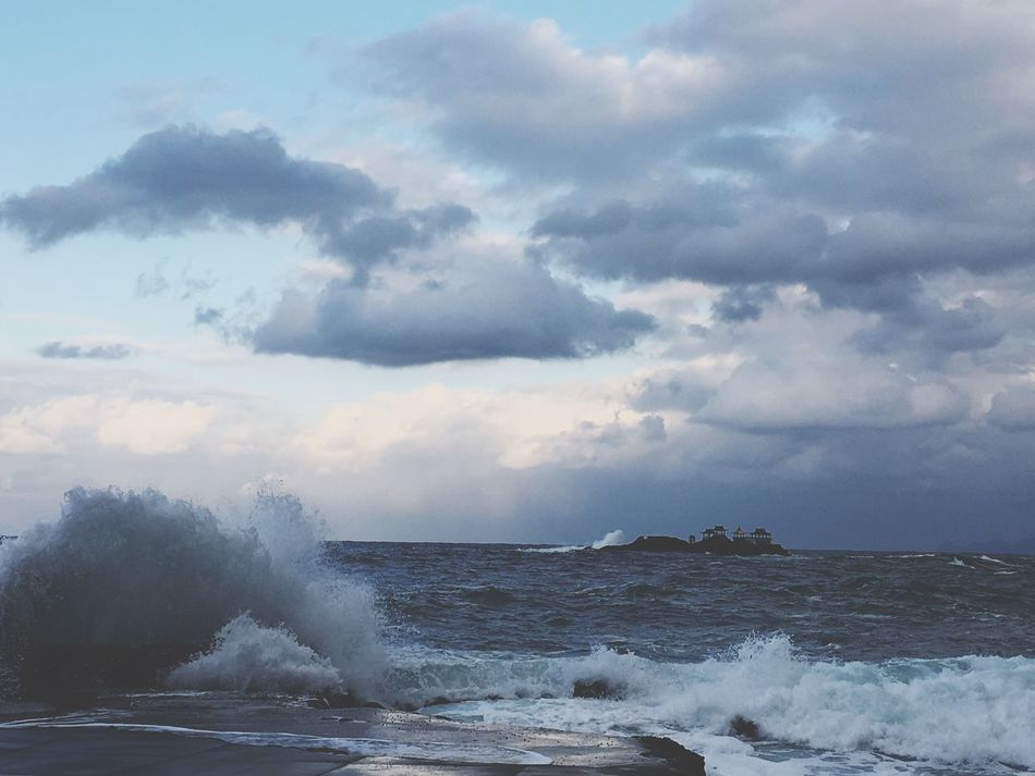 Cloud - Sky Sea Sea And Sky Winter Kinosaki