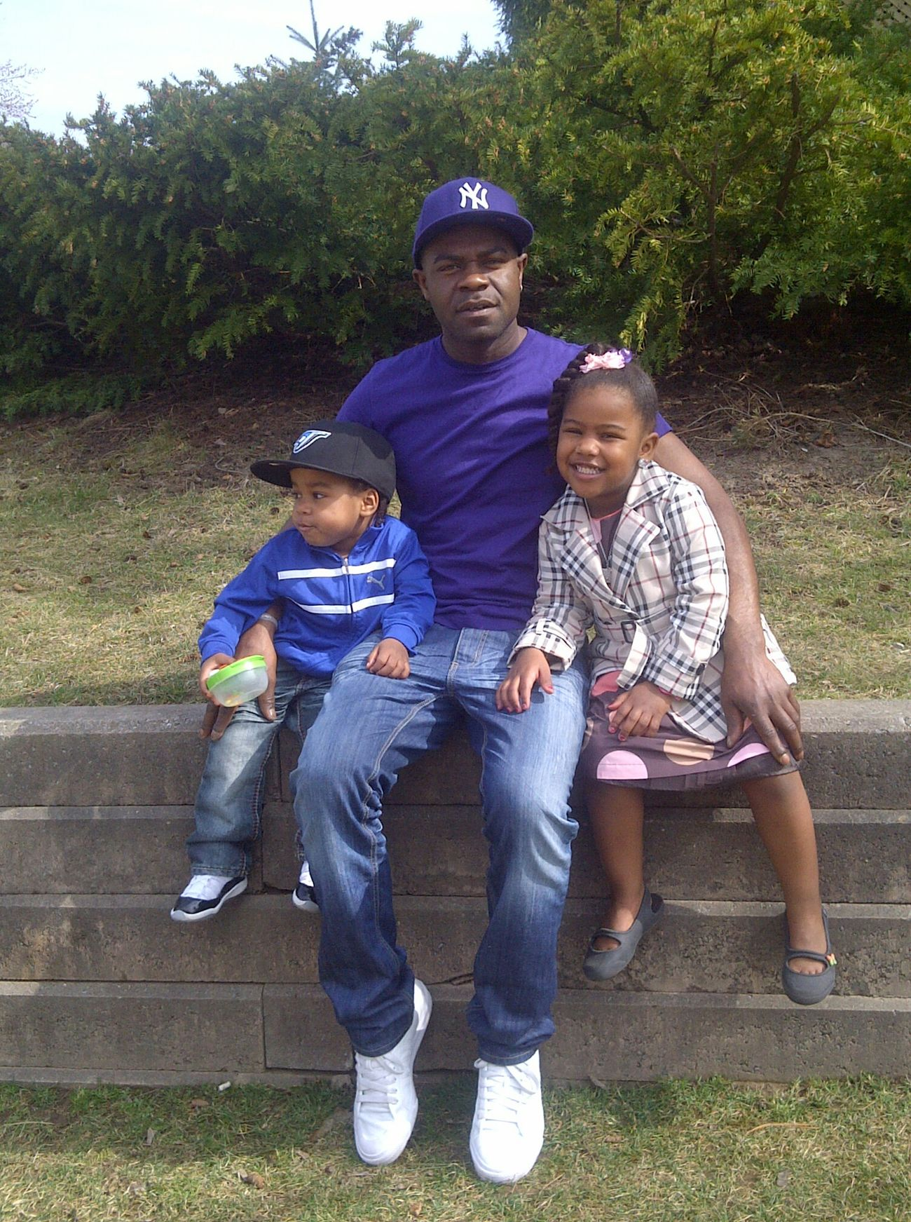 Family Matters am inspired by my children