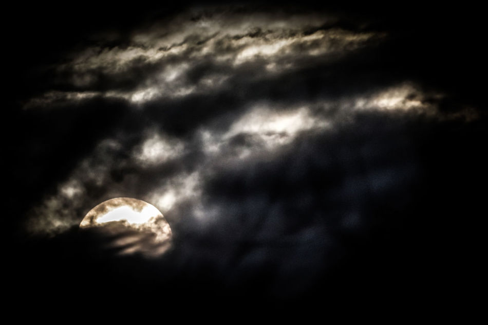 Dark sunset. Cloud - Sky Sky Cloudy Dark Dramatic Sky Nature Beauty In Nature Outdoors New Talent This Week Landscspe Minsk Belarus Landscape_photography Landscape Nature Sunset_collection No People Beauty In Nature