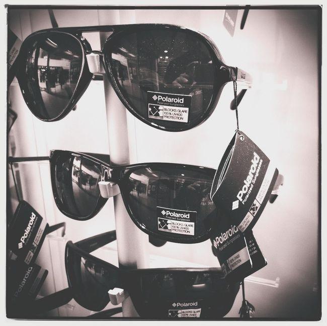 New Glasses ! Steph Filter B/w