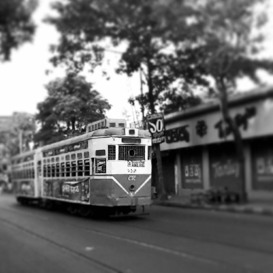 Tram... The most ancient and antique thing that still holds the boldness of Kolkata's Culture specially North Kolkata... Old Antique Old_is_gold North_Kolkata Uttor_Kolkata Tram CTC Street Photography Calcutta_Tramways_Corporation Morning Click Instapic Igers Instaclick Instagood Likes4likes Instaedit