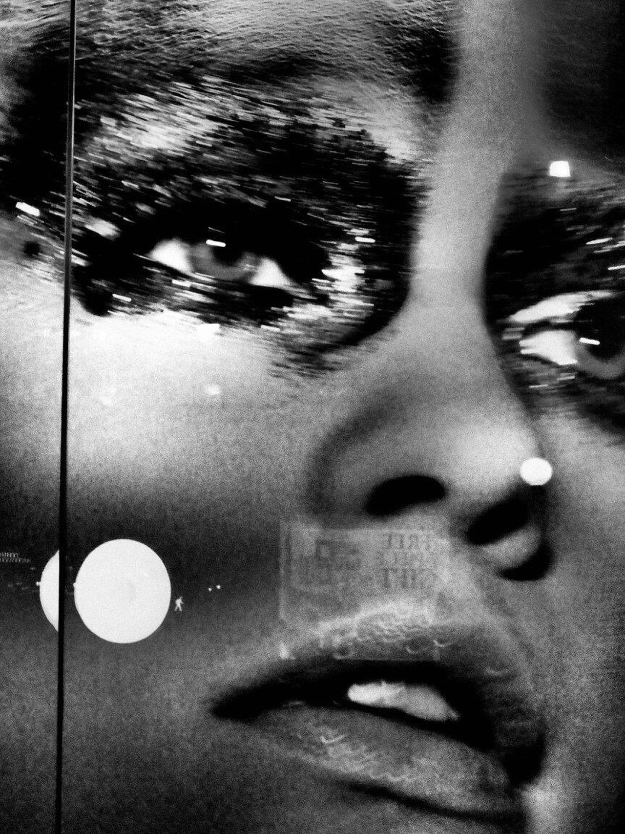 Photographer NYC Makeup Fashion Art And Craft Toronto ArtWork Canada Streetphotography Canon Art, Drawing, Creativity Model Beauty Likeforlike Street Torontophotographer Blackandwhite Black And White Person EyeEm Best Shots For Sale Focus On Foreground Human Face Creativity