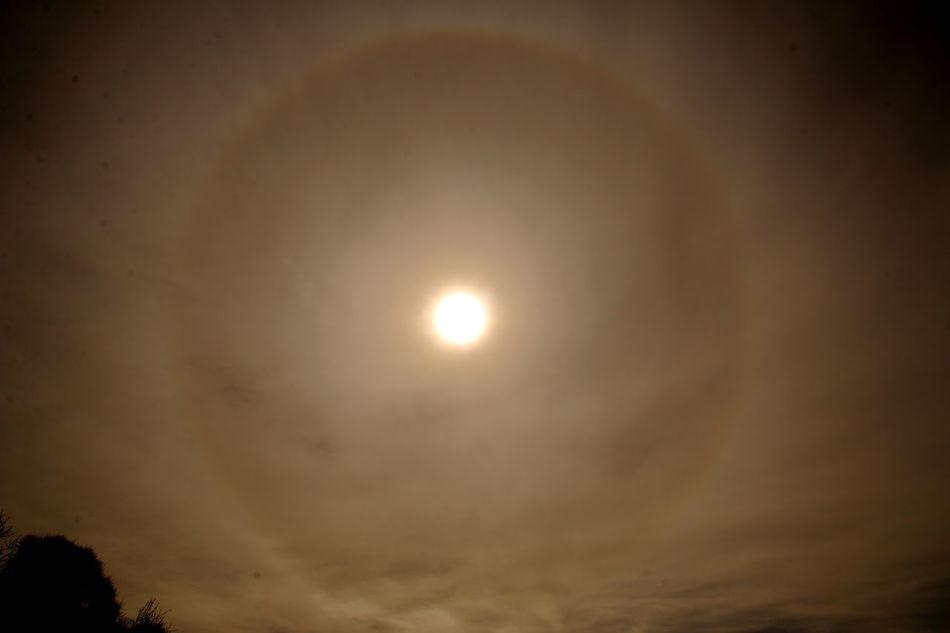semplicemente sole.... Alba Atmosphere Beauty In Nature Cielo Cloud - Sky Lens Flare Natura Sicilia Sky Sunset