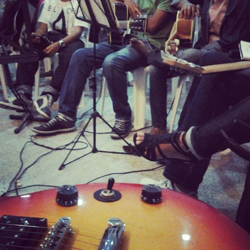 Ser Músico é ser Lutador. Musicalidade