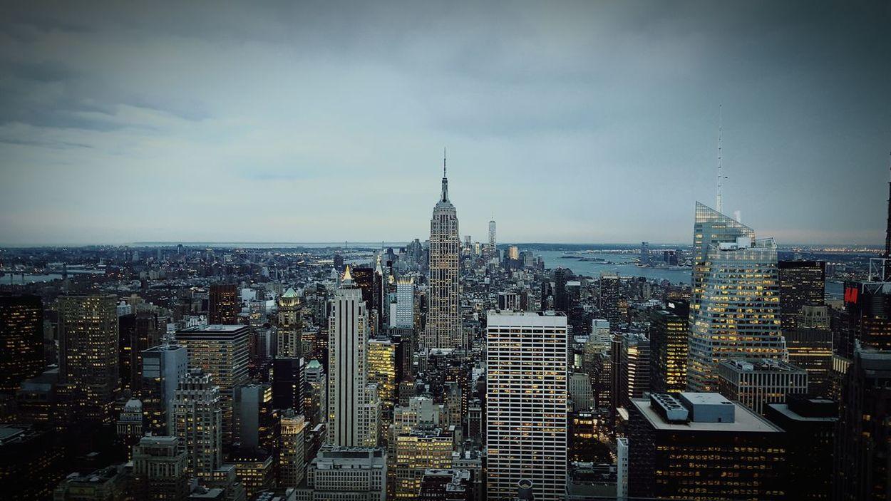 NYC Skyline Newyorkcity NYC Photography Esbnyc Empire State Building Downtownnewyork