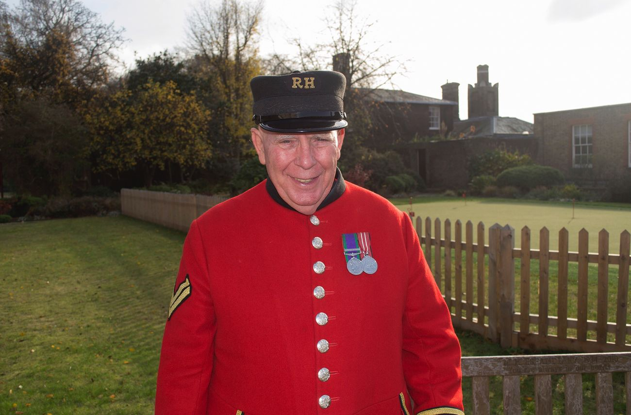One Person Chelsea London Veteran War Sunny Smile Medals Proud Majestic Documentary Nikon Nikonphotography