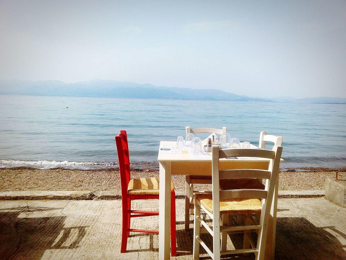 The Shop Around The Corner Greek Sea Kamena Vourla Greece Greek Tavern