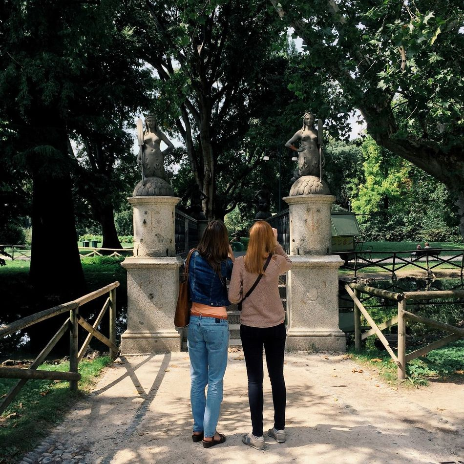Beautiful stock photos of milan, Beauty In Nature, Bonding, Branch, Casual Clothing