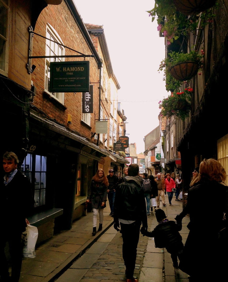 The Shambles Introducingyork Streetphotography Street Life Diagon Alley Harrypotter Eyemstreetphoto Eyemphotography People_and_world Peoplewalking The Secret Spaces