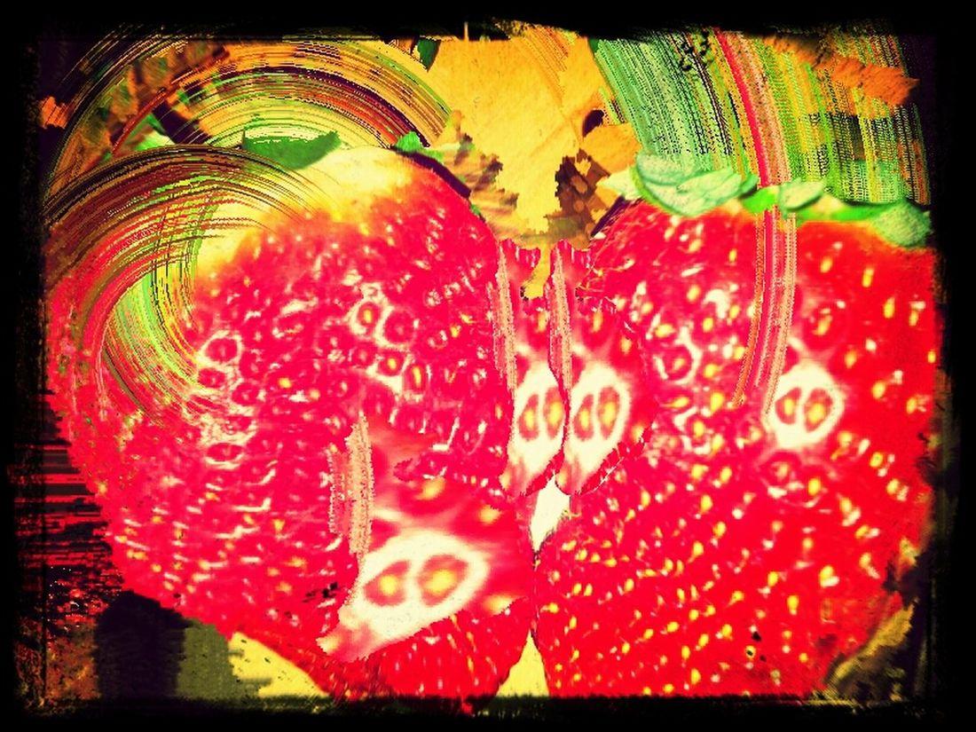 skull's strawerry