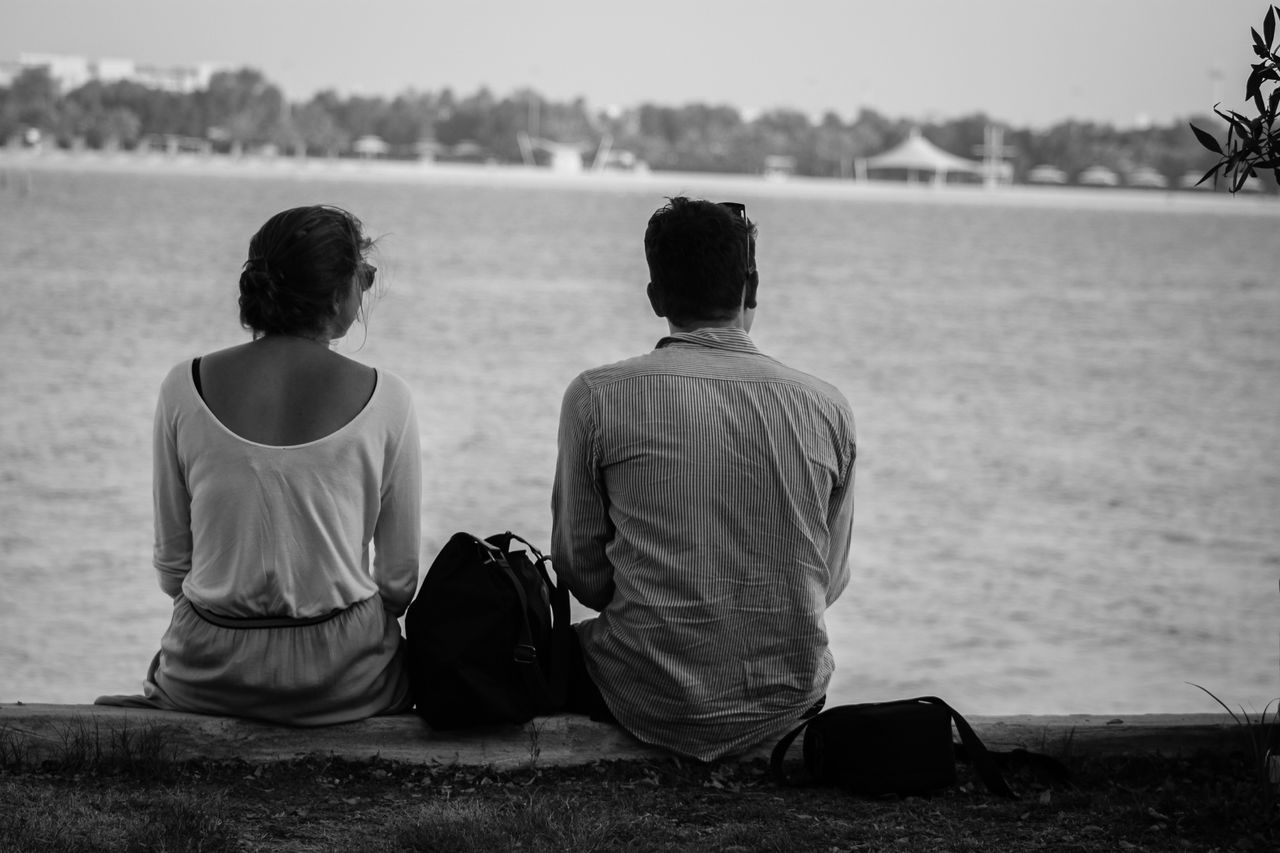 Beautiful stock photos of kiss, Bonding, Casual Clothing, Couple, Day