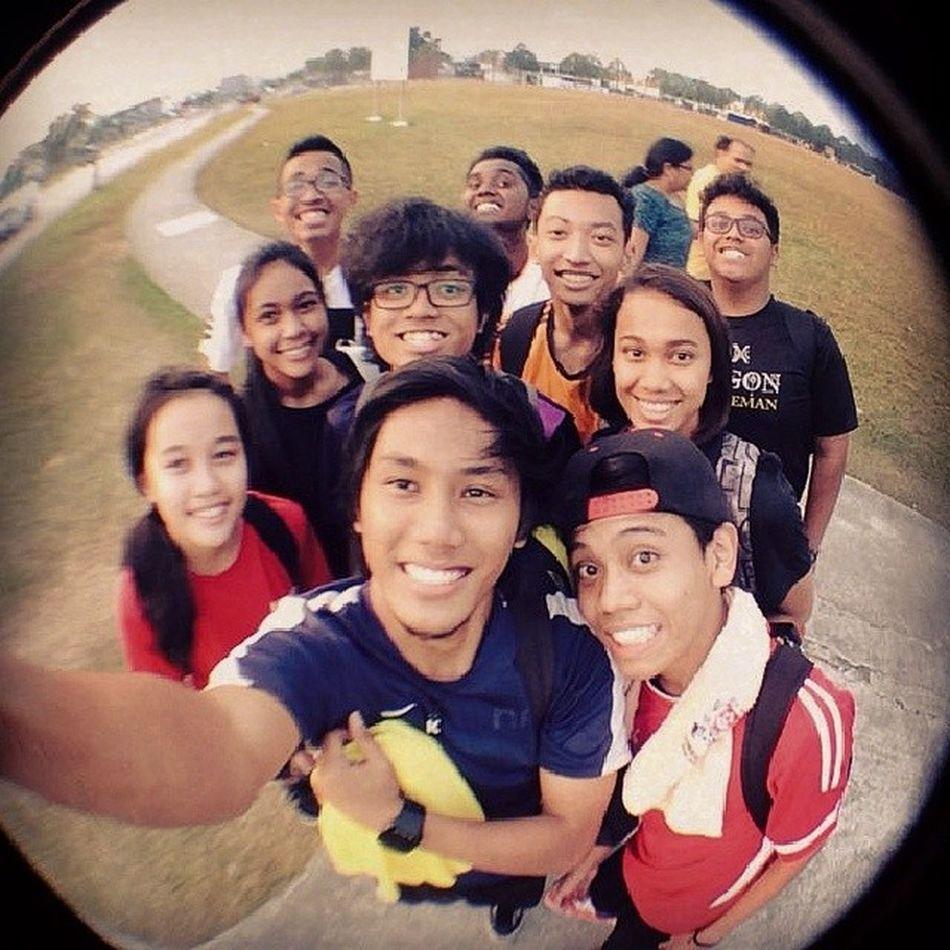futsal with dem peeps! RPPP2014