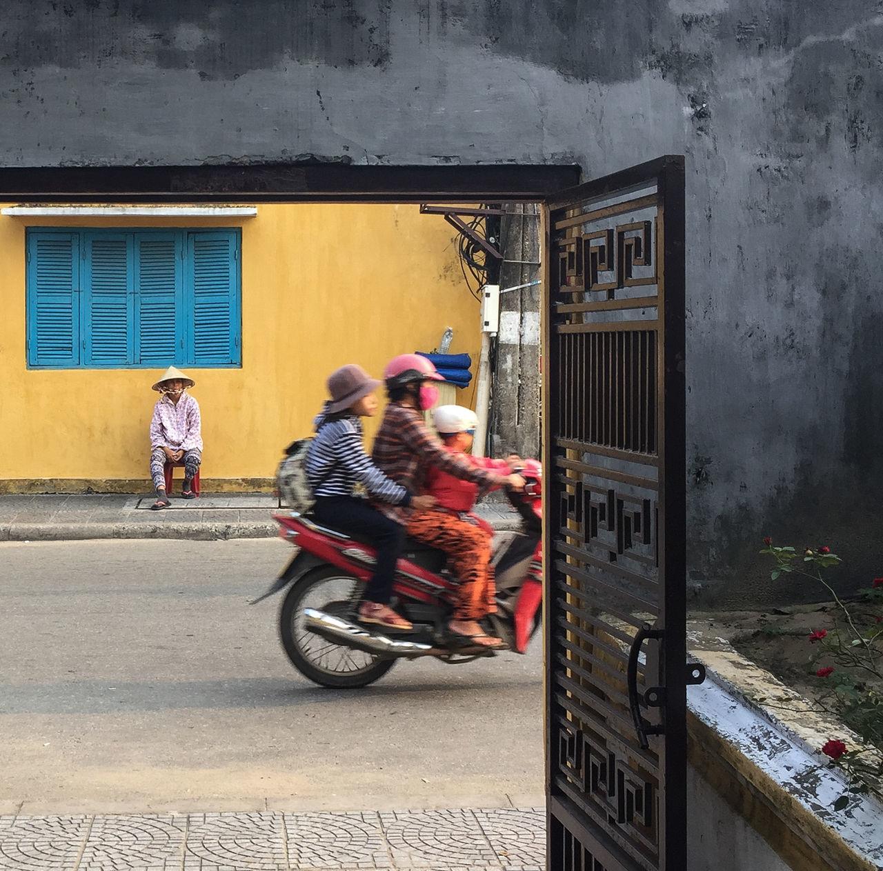 Hoi An Streetphotography The Street Photographer - 2017 EyeEm Awards Vietnam