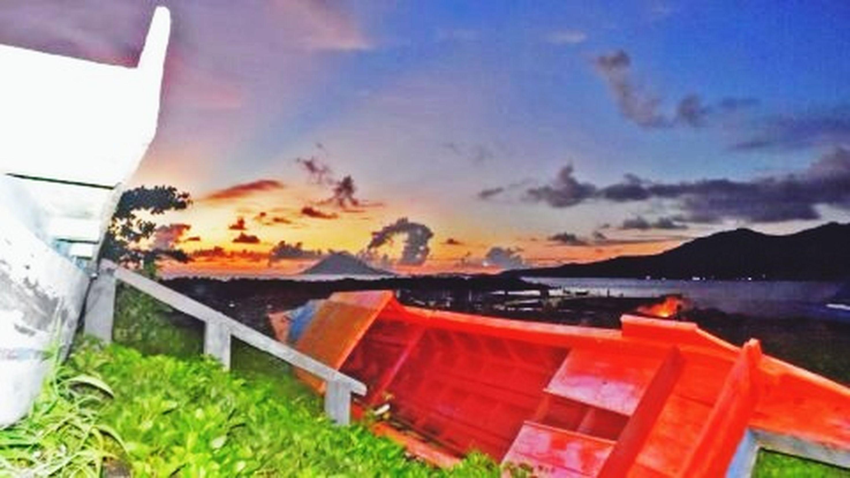 Sunset Indonesia_manado Lanscape Photography Landscape