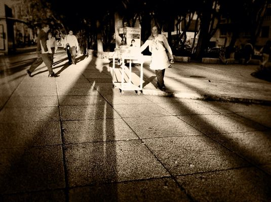 streetphotography at México DF by Adriana