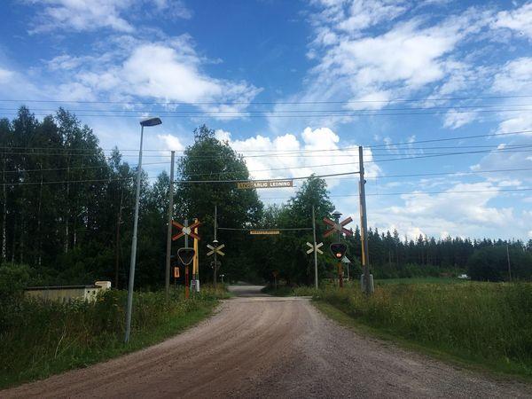 Railway crossing Railway Crossing Railway Railway Track Train