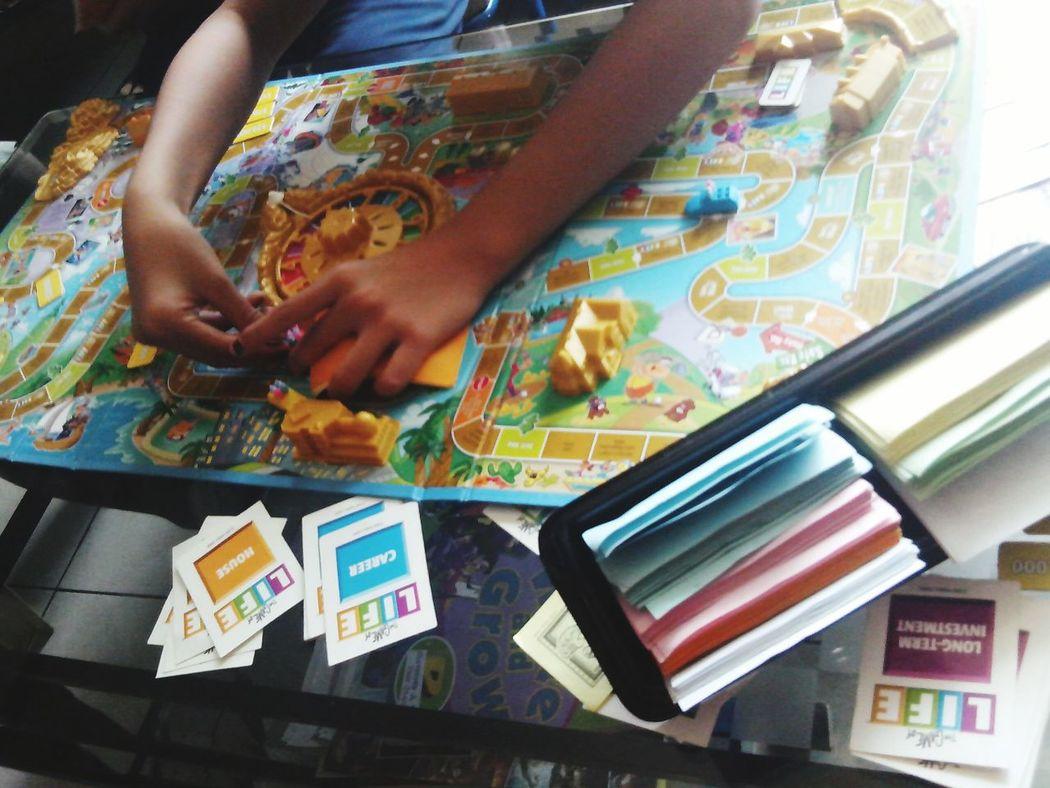 play Art Boardgame Gameoflife