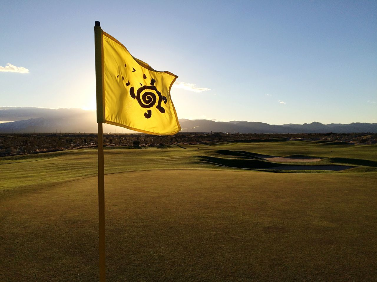 Beautiful stock photos of golf, Beauty In Nature, Copy Space, Day, Flag