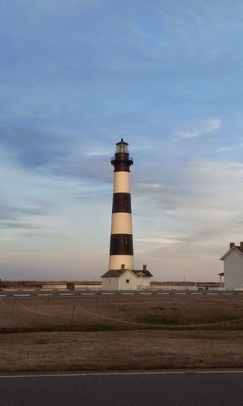 Sunset Lighthouse Outer Banks, NC