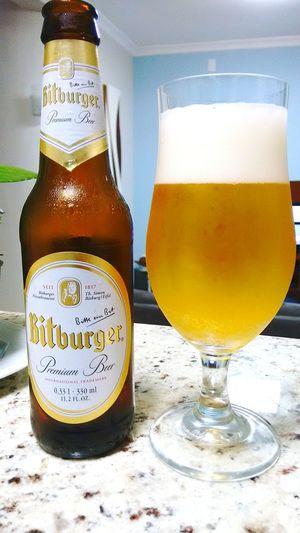 Bier Time Bitburger Premium Bier