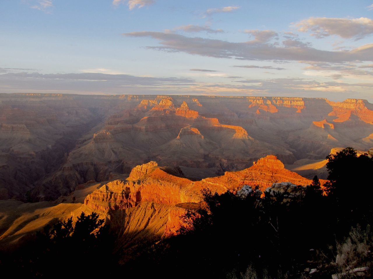 Beautiful stock photos of grand canyon, Brown, Cloud, Day, High Angle View