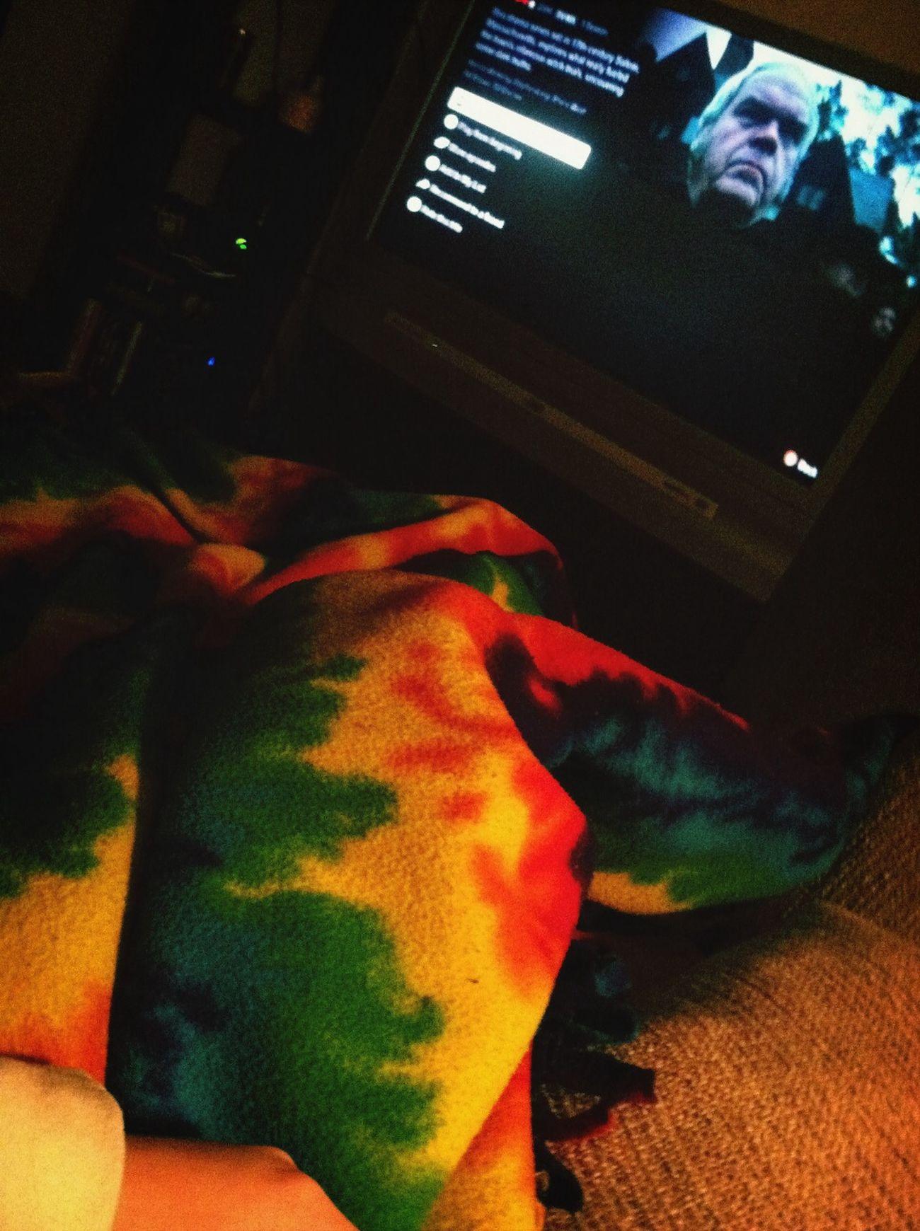 Hybernating Salem Netflixmarathon