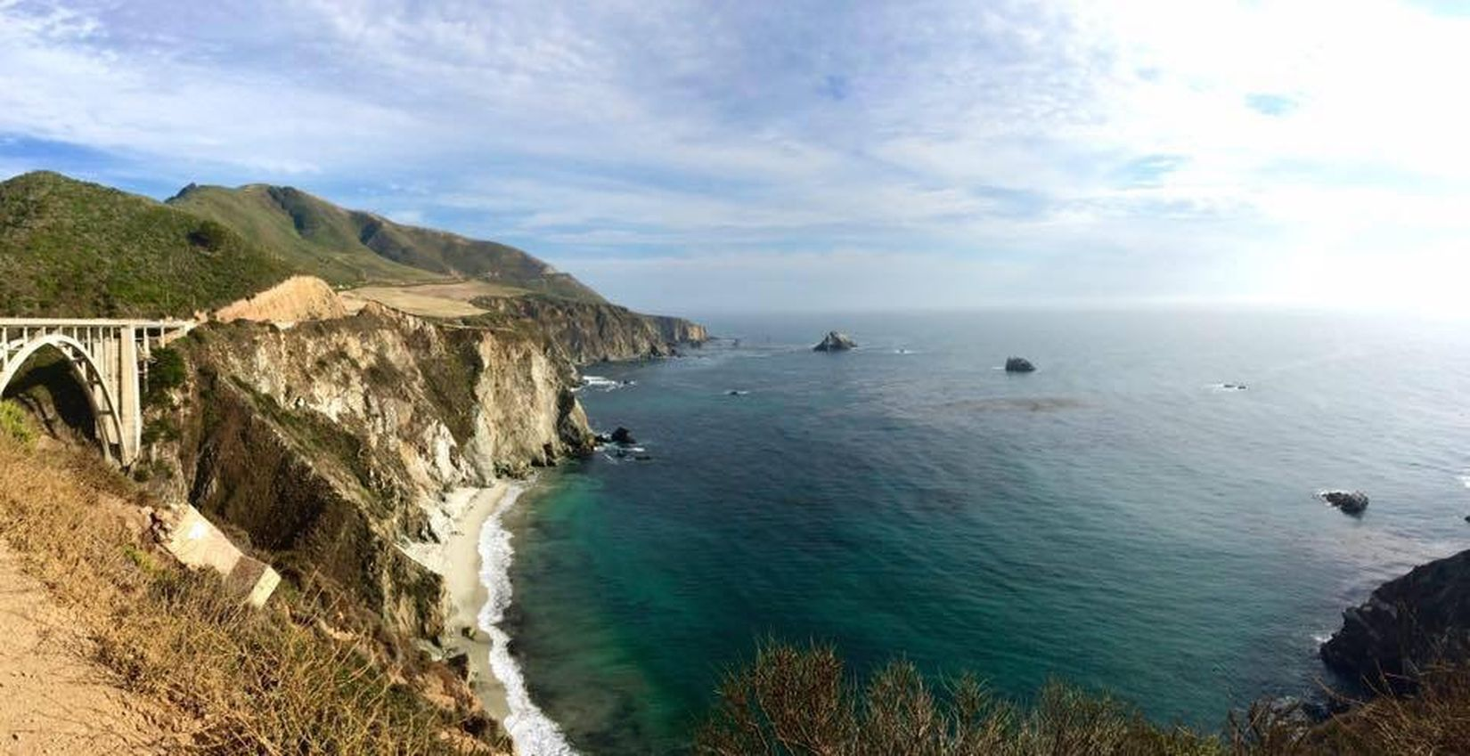 Monterey Bay California Travel Photography Ocean View