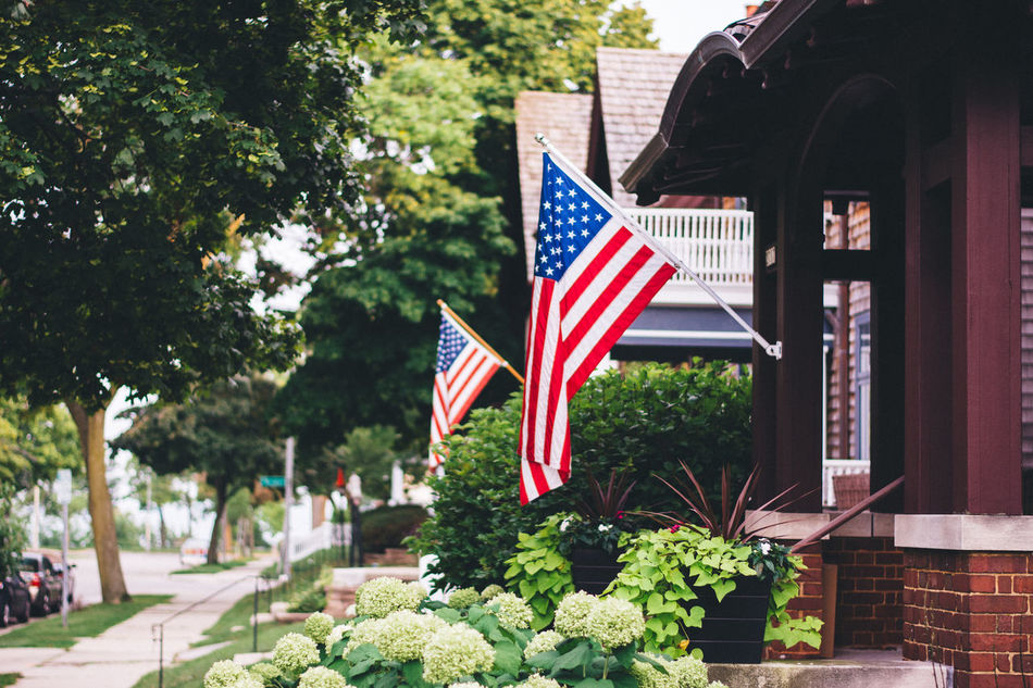 Beautiful stock photos of america, American Culture, American Flag, Architecture, Built Structure