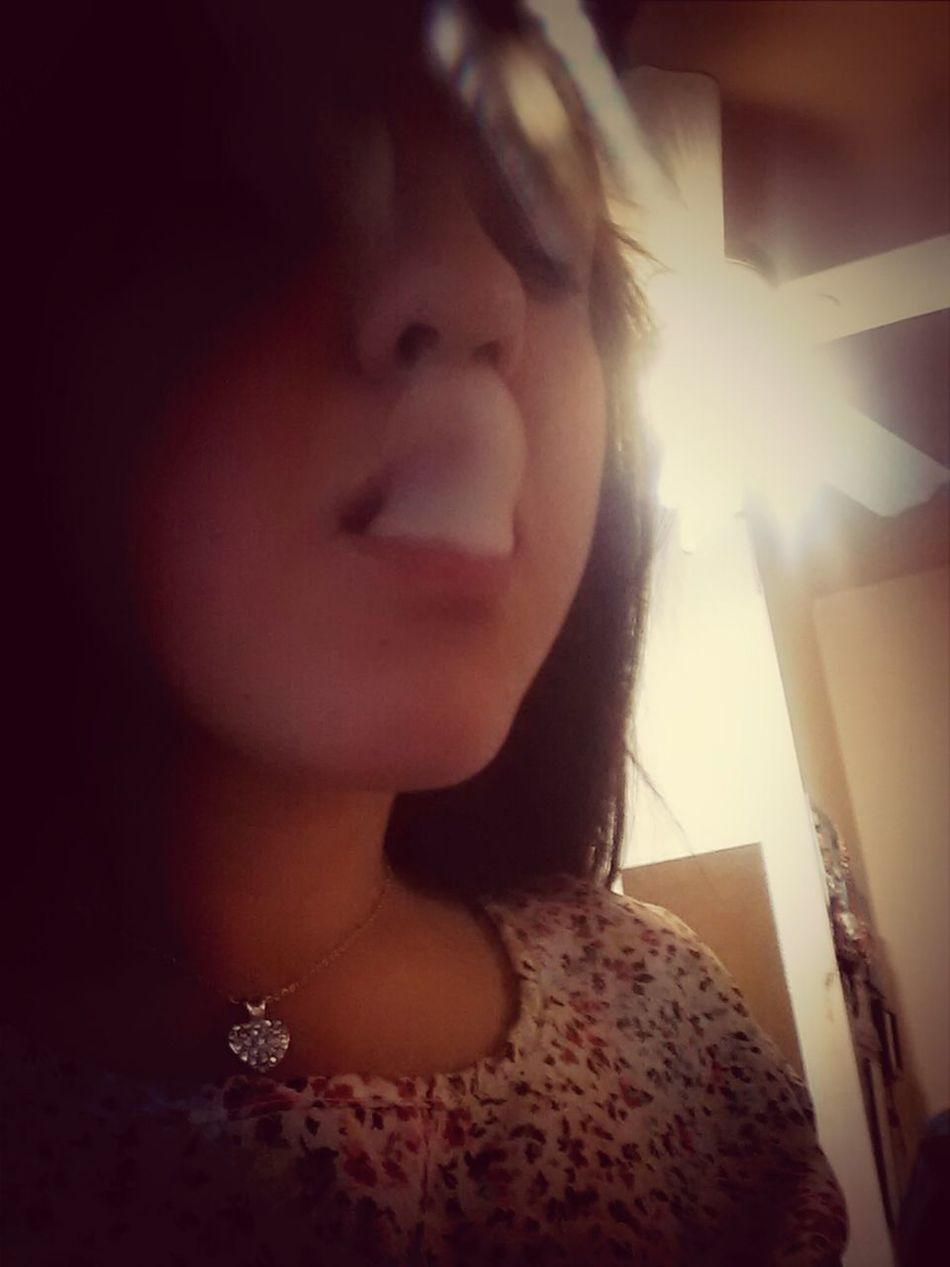 French Inhale ♥