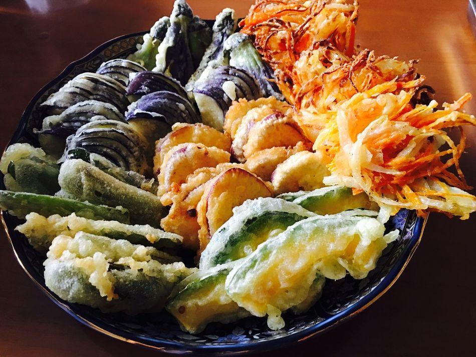 お盆は天ぷら 天ぷら Japanese Food 夏 お盆 Tempura Japan Photos First Eyeem Photo