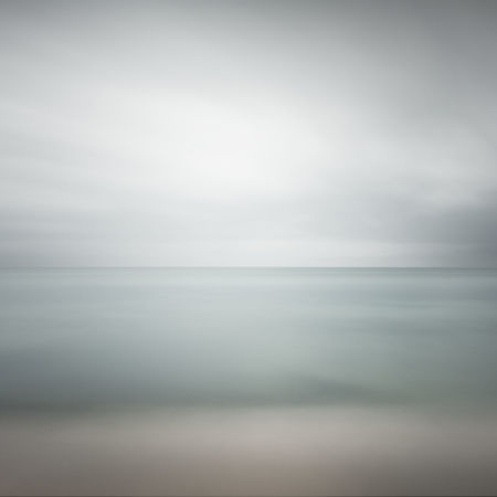 scenic view of sea against sky Baltic Sea Beach Beauty In Nature Day Fine Art Germany Horizon Over Water Kühlungsborn Landscape Long Exposure Muted Colors Nature No People Outdoors Philipp Dase Reflection Salt - Mineral Scenics Sea Sky Summer Tranquil Scene Tranquility Water