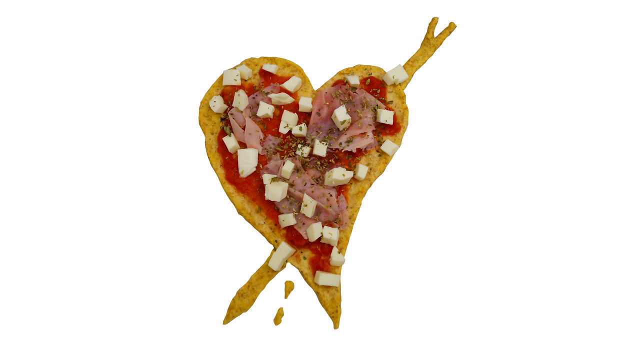 Amor Amore Eat Food Food And Drink Food Images Foodphotography I Love It ❤ I Love You Italia Italian ItalinFood Love Love Pictures Love Pizza No People Pizza Pizza Margherita Pizza Time Pizzalover San Valentin San Valentine's Day San Valentino Ti Amo White Background
