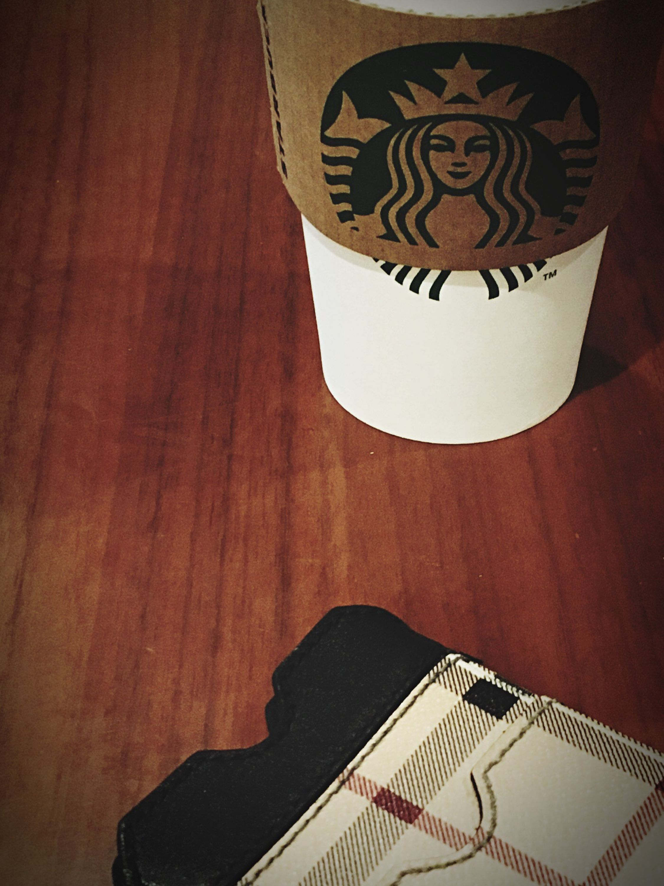 Starbucks Burberry Offday Relaxing Dayformyself