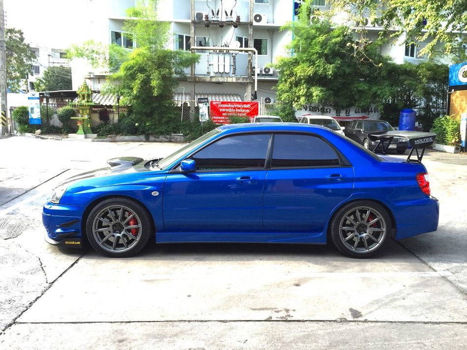 Blue Car Day Impreza Imprezasti Imprezawrx Imprezawrxsti Legendary Outdoors Prodrive Rally Rally Car STI Subaru Vehicle Voltex Wrx