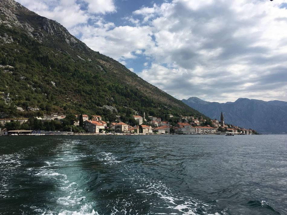 Perast Bay Montenegro PERAST Perast Montenegro Montenegro Bay Landscape Old Town Destinations Destination Travel Destinations Tranquility Travel View Nature Nature_collection Risan