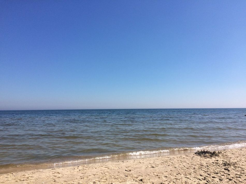 Balticsea Beach Beauty In Nature Blue Calm Clear Sky Coastline Day Horizon Over Water Idyllic Nature No People Non-urban Scene Ocean Ostseeküste Ostseestrand Outdoors Sea Seascape Shore Sky Water Wave Waves, Ocean, Nature Zinnowitz