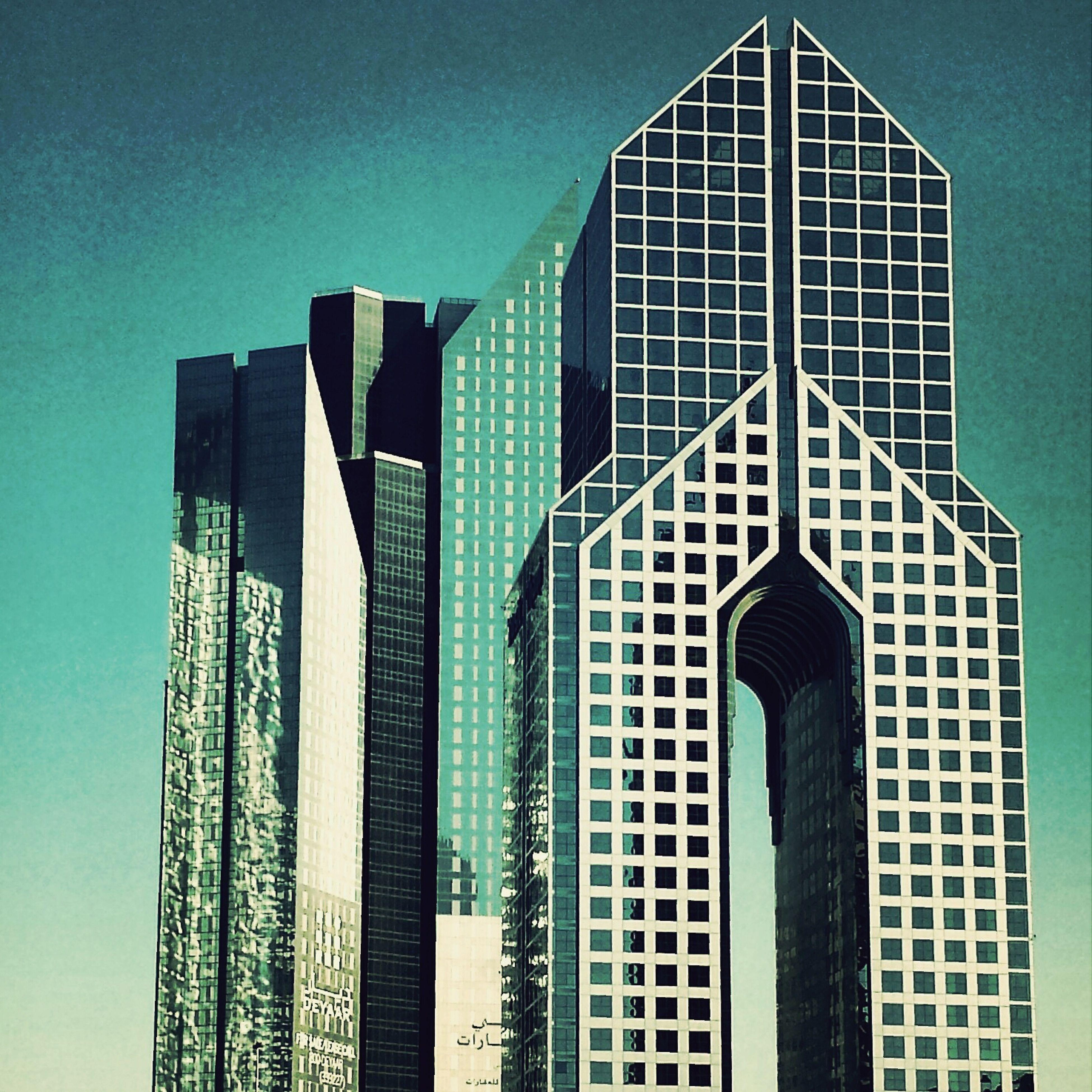 Urban Geometry Cityscapes City 2.0 - The Future Of The City Dubai
