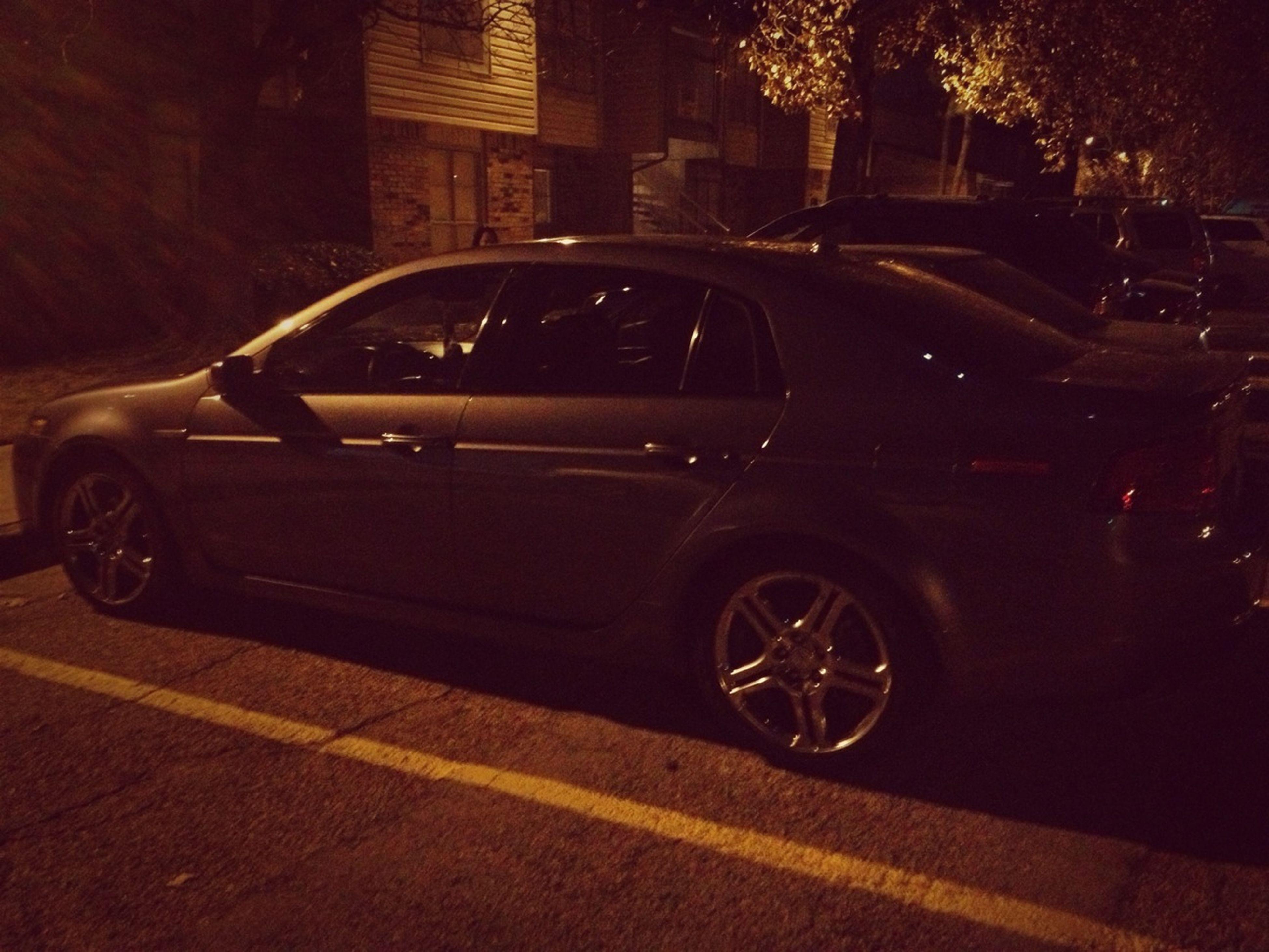 My new ride. Night photo!!!